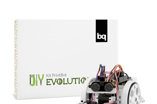 PrintBot Evolution Kit