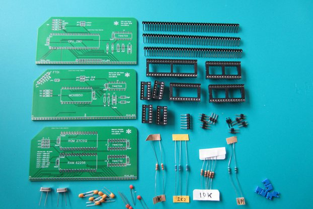 3 PCB modular computer (Repair kit)