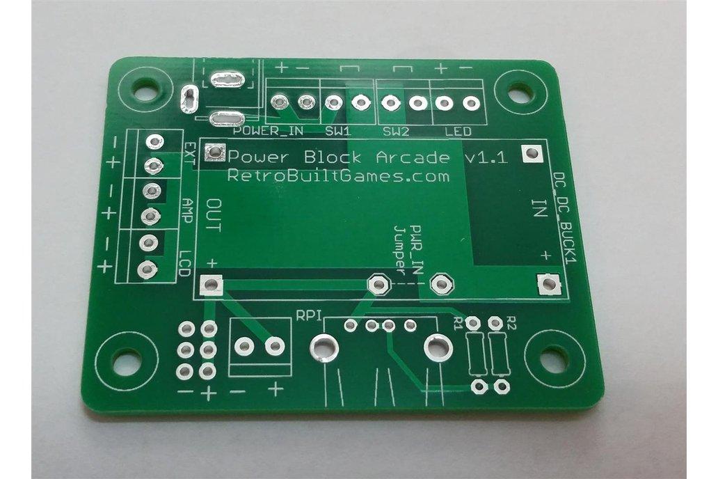 LM2596 / CN6009 DC Buck/Boost Breakout PCB 1