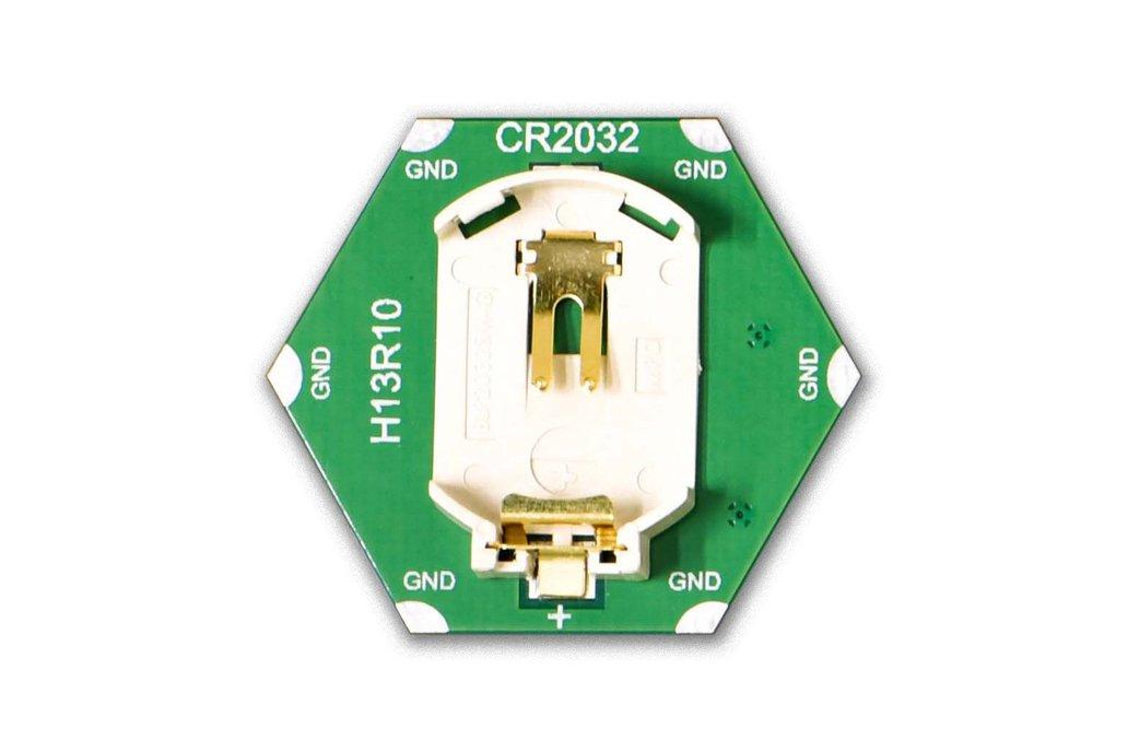 CR2032 Coin-cell Battery Holder Module 4