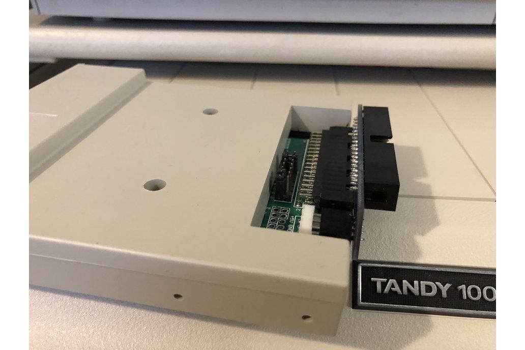 Tandy 1000 Internal Gotek Adapter 4