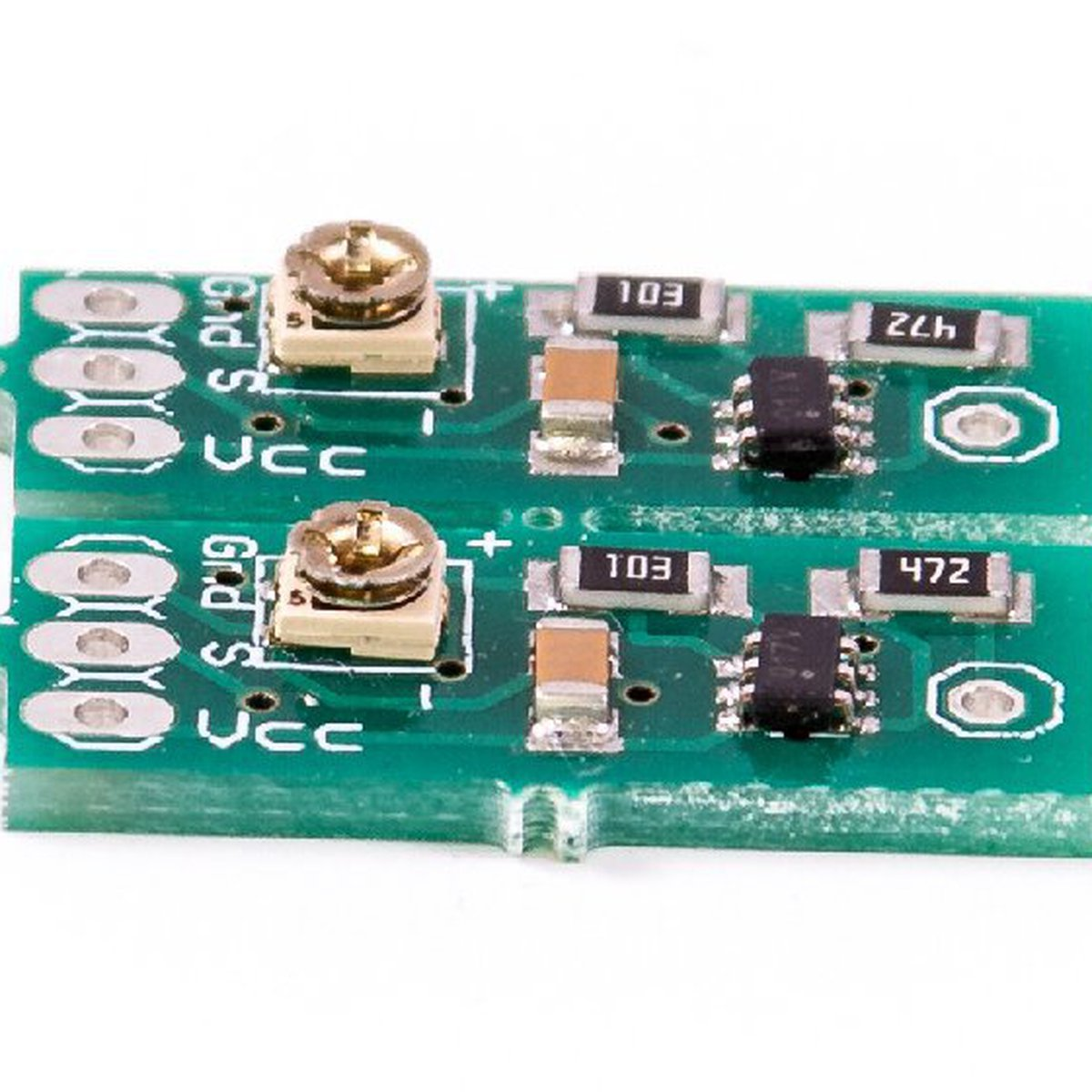 Easy Touch Proximity Sensor Assembled From Azzys Electronics On Simple Switch Circuit Electronic Projects Tindie