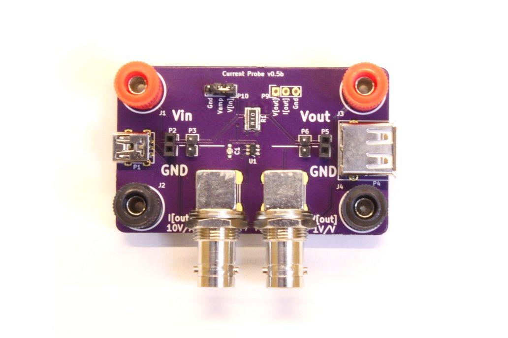 Oscilloscope Current Probe Adapter 7