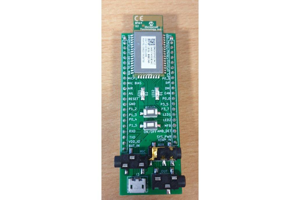 BM64 breadboard adapter 1