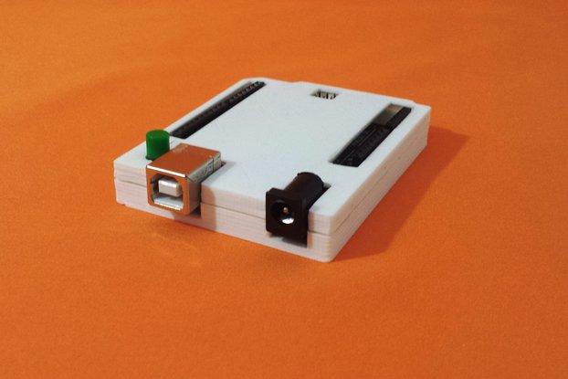 Boxed Arduino Uno