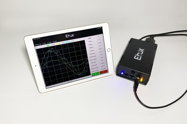 E.box Lab Power Analyzer with Smart Home Features