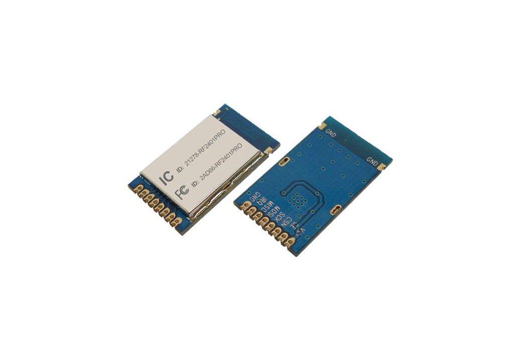 RF2401Pro 2.4G Wireless Module Nordic's nRF24L01+ 2