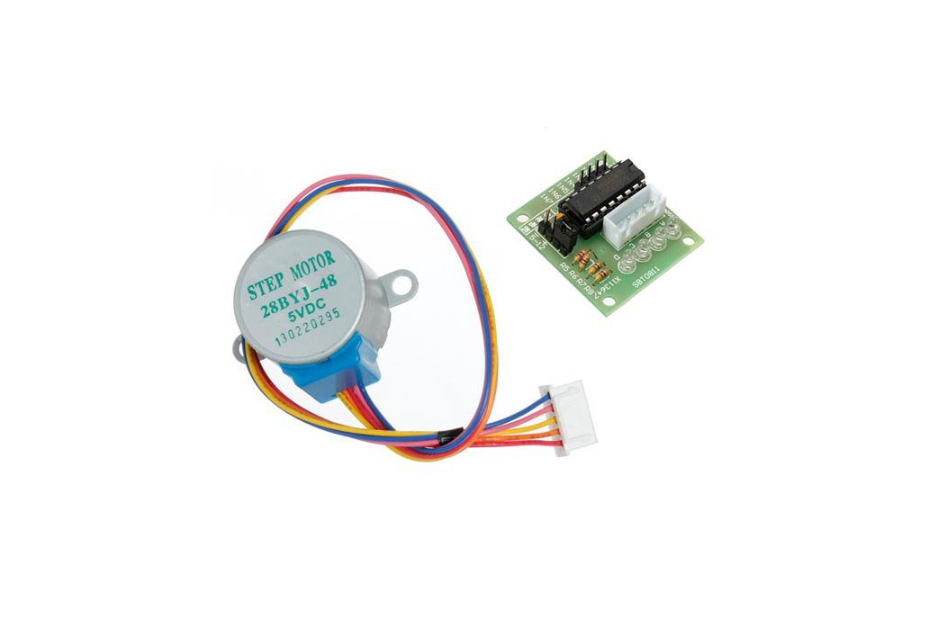 DC 5V Stepper Motor Driver Board 1