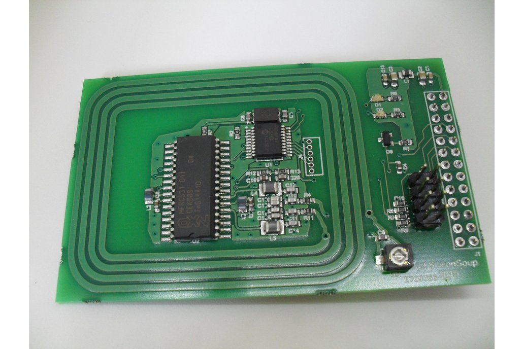 NFC Reader for Raspberry Pi 1