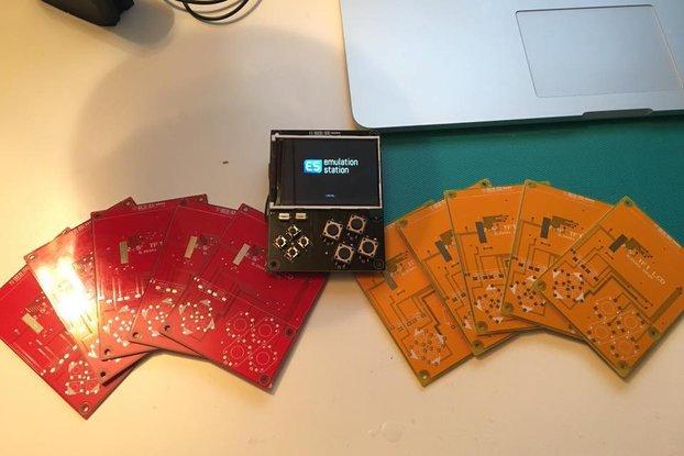 Game Boy Zero - Handheld Edition (DIY)