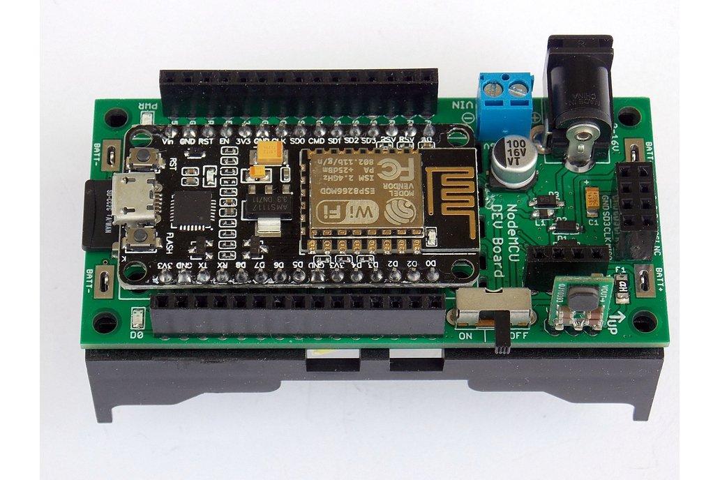 Wireless Development System based on the ESP8266 3