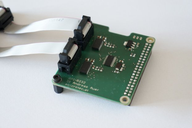 Raspberry Pi - Dual Serial Port Extension
