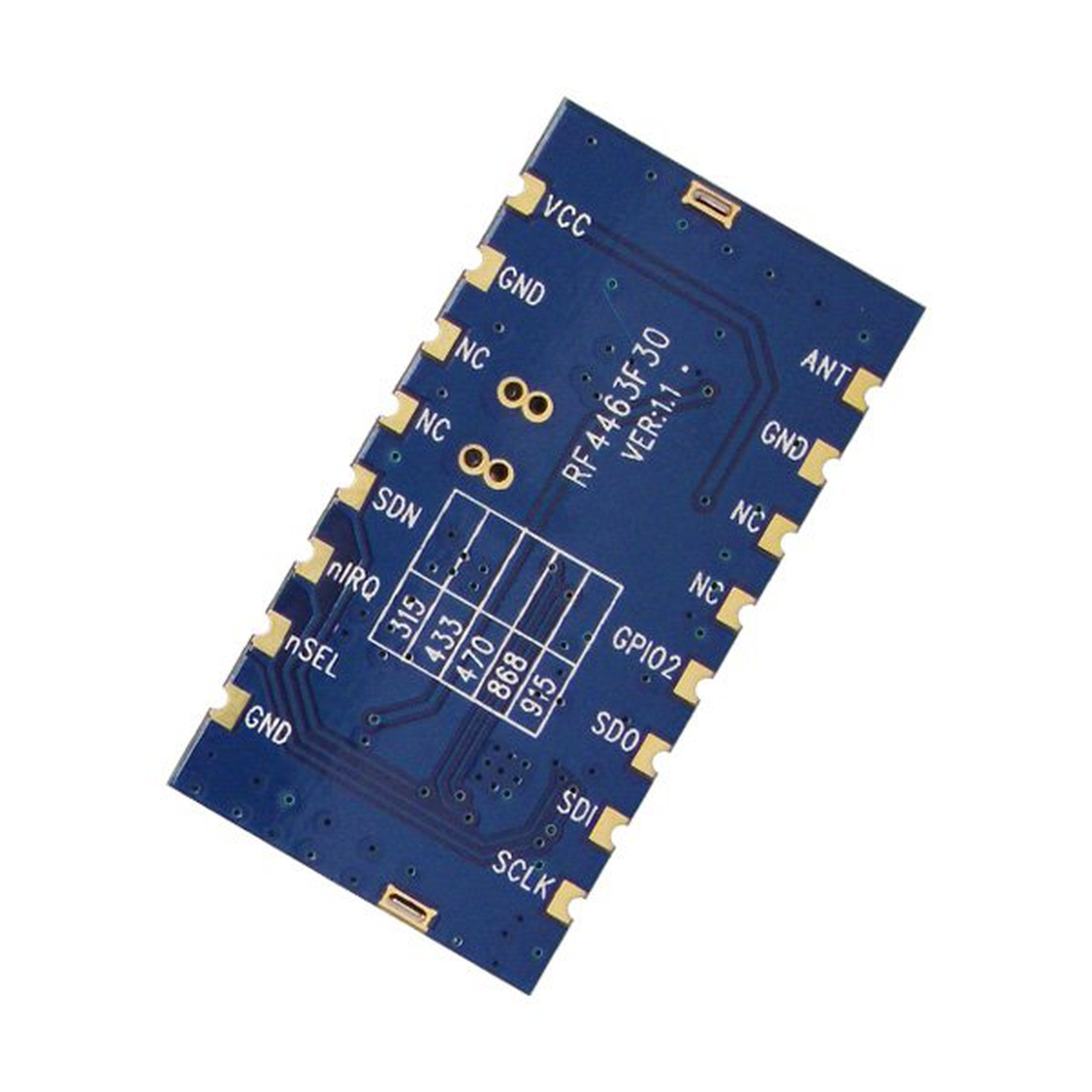 Rf4463f30 1w Wireless Transceiver Module From Nicerf On Tindie 915mhz Ism 1