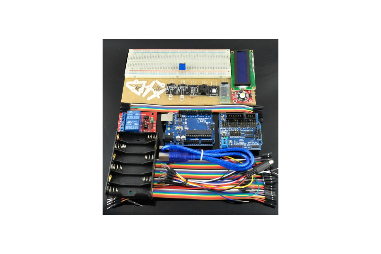 Smart home starter kit for arduino from universbuy on tindie