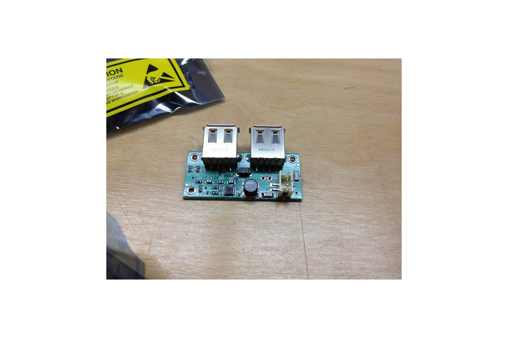 Li-Ion To USB Boost Circuit 1