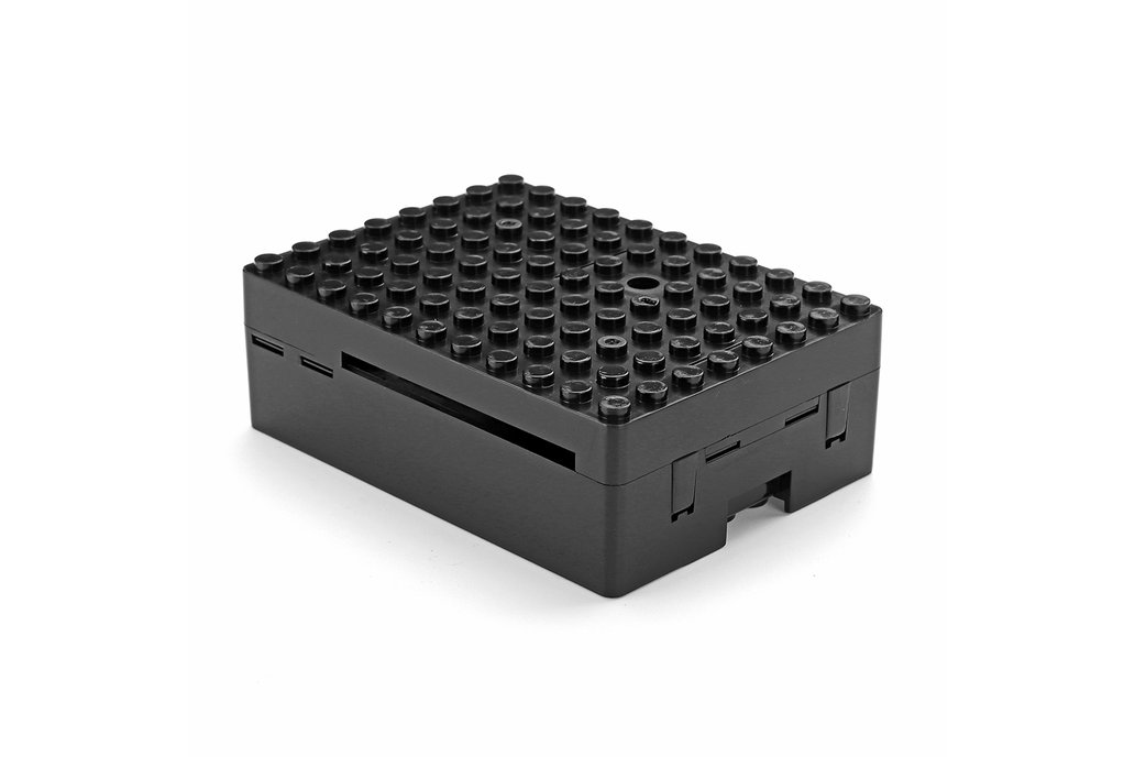 Black ABS Enclosure Box For Raspberry Pi 3 2