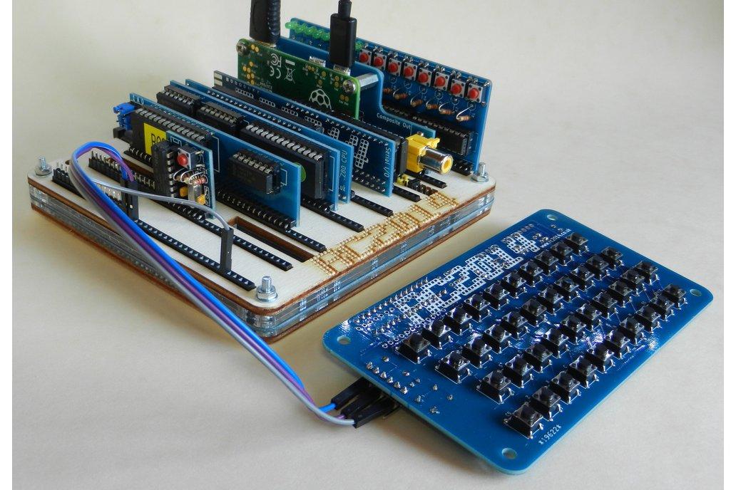 Universal Micro Keyboard 3