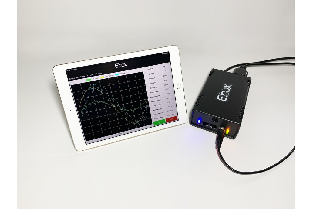 E.box a completely new All-in-One test instrument 1