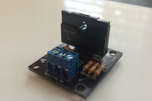 Purple Squirrel Solid State Relay Kit