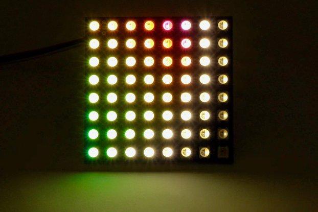 ElectroMage 8x8 RGBW LED Matrix (Neutral White)