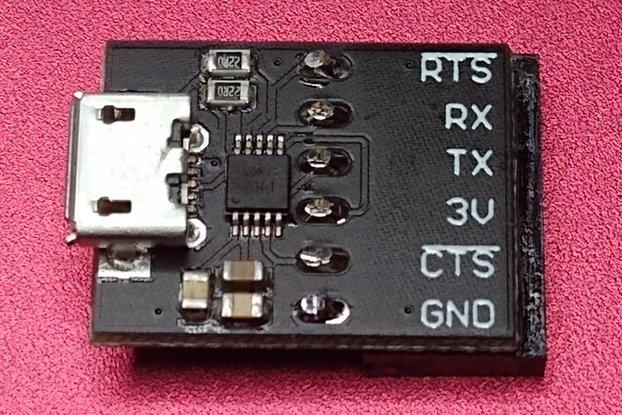 USB CDC Serial Adaptor (3.3v)