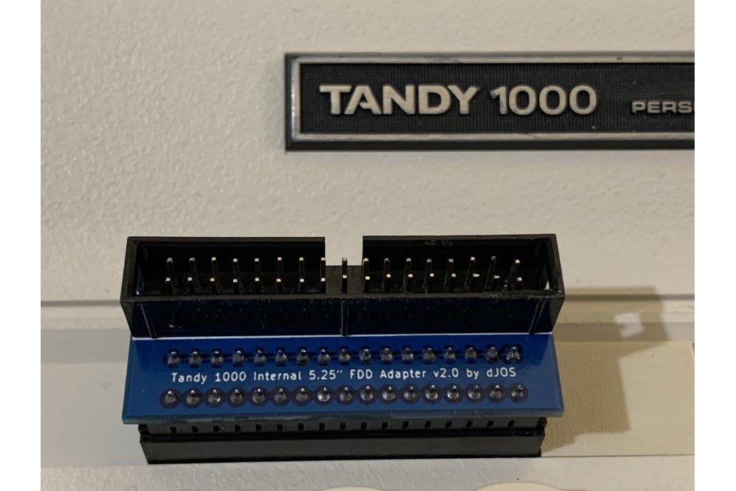 "Tandy 1000 Internal 5.25"" FDD Adapter 1"