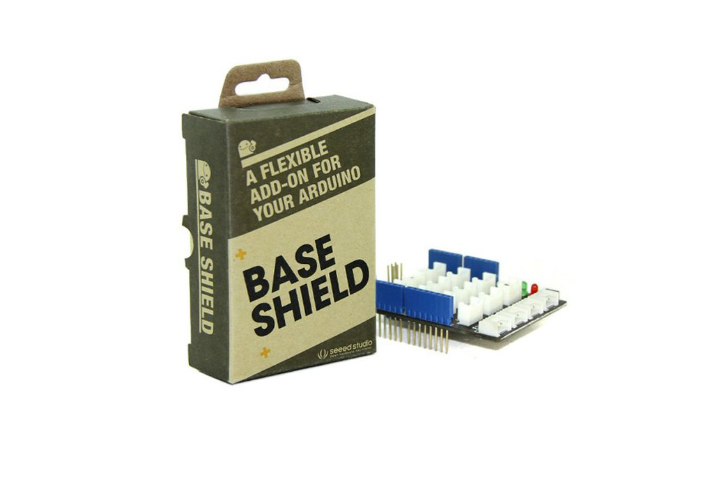 (2 pieces) of Grove Base Shield  expansion board 1