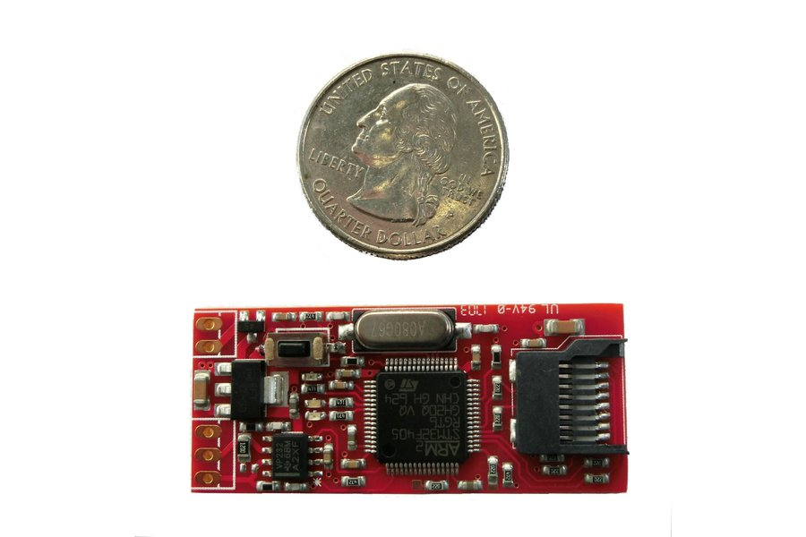 CAN Bus Logger with SD-card