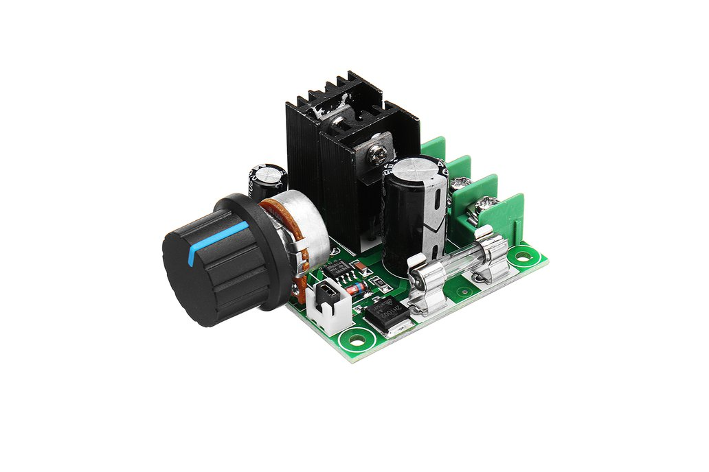 Motor Speed Controller  Module With Knob 5