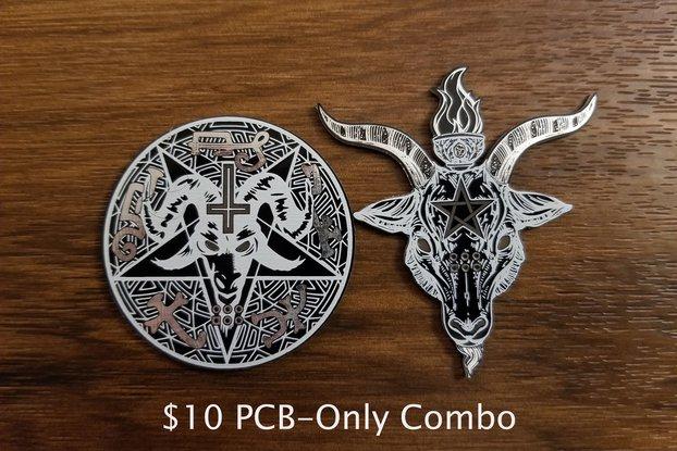 Satanic PCB-Only / DIY SAO Combo Kit