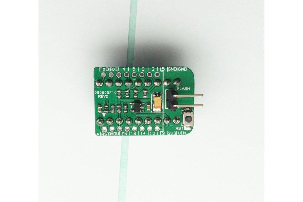 TinyESP ESP8266 Breadboard Adapter 1