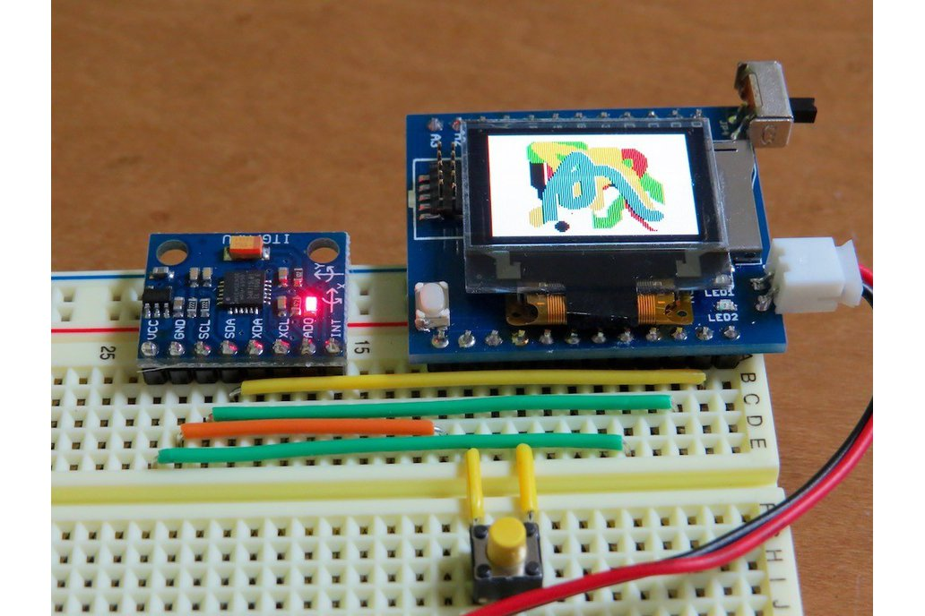 ULTIMA, a full-functioned ARM based board 1