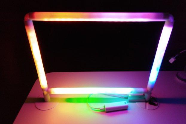 Trinket Pro RGB LED Race Gate Controller
