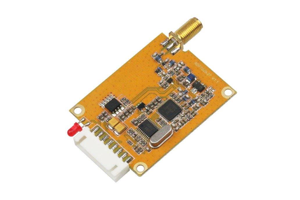 433MHz 500mw RS485 wireless module DRF7020D27 1