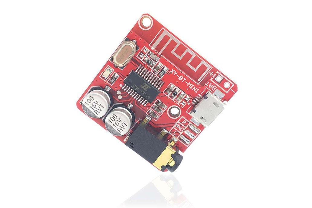 Bluetooth 4.1 Audio Receiver board mp3 decoder 1