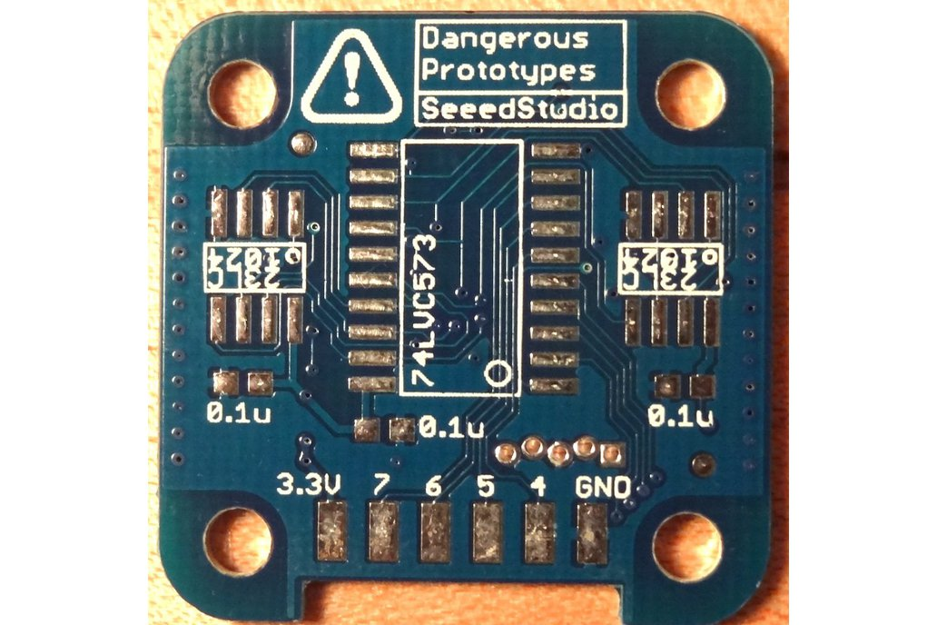 Logic Pirate (Dangerous Prototypes) - PCB Only 1