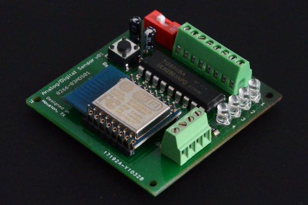 WiFi Gas Sensor - Carbon Monoxide