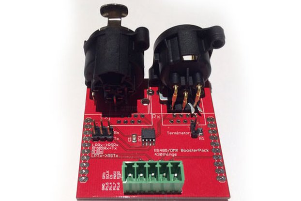 DMX RS-485 Booster Pack
