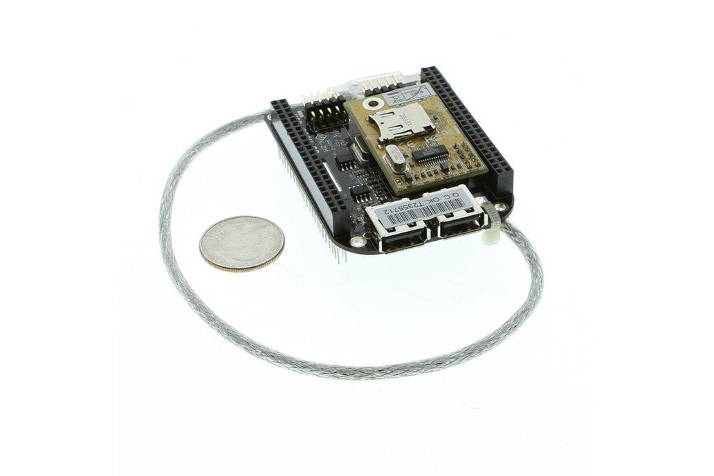 BeagleBone Black USB Expansion RS232 Module 5