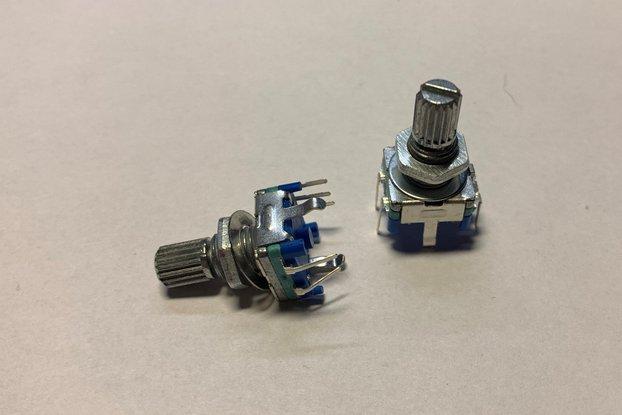Rotary Encoder EC11 Pushbutton