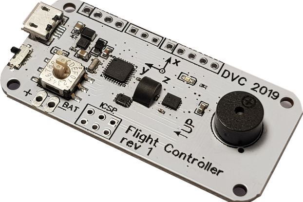 Flight Controller Rev 1