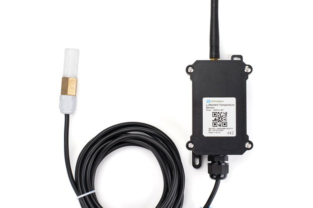 LSN50v2-S31 -- LoRaWAN Temperature & Humidity Sens
