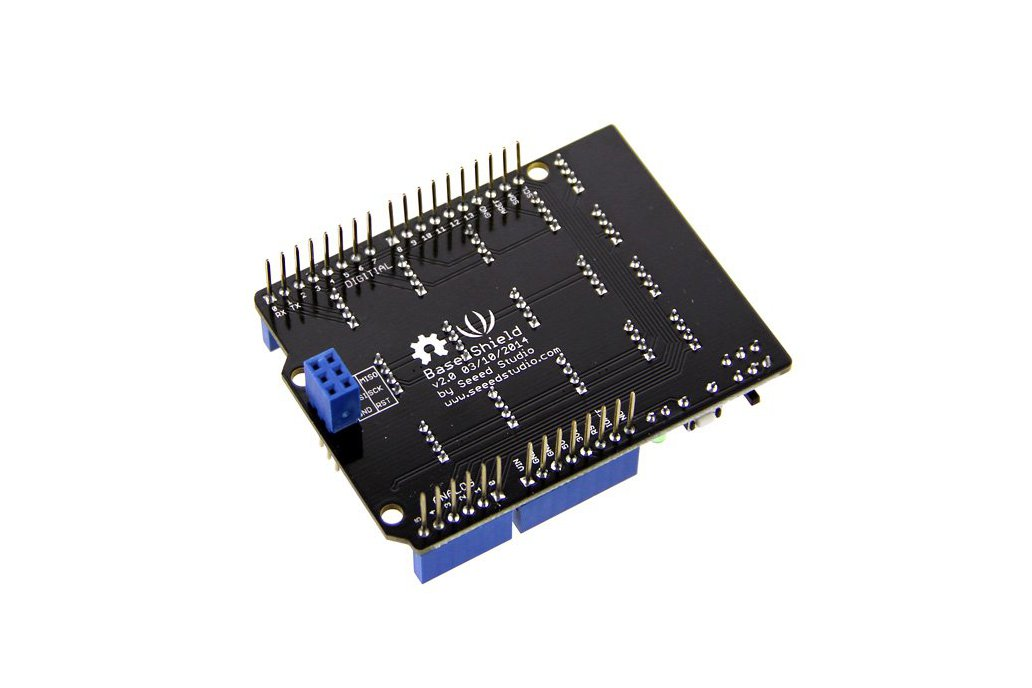 (2 pieces) of Grove Base Shield  expansion board 4
