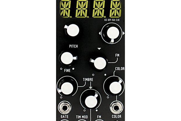 BLM Macro VCO *Fully Assembled*