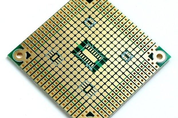 ModepSystems prototype board PB-7