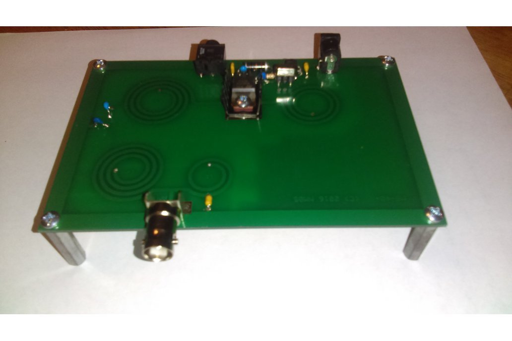 NS-40+ 5W 40M QRP CW Ham Transmitter 1