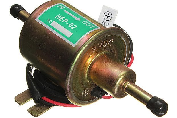 12V Electric Fuel Pump Diesel Petrol 12 Volt