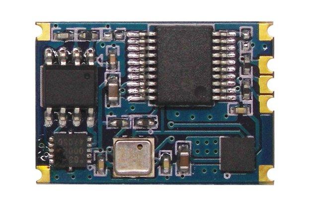 SPC02 compass pressure pedometer module