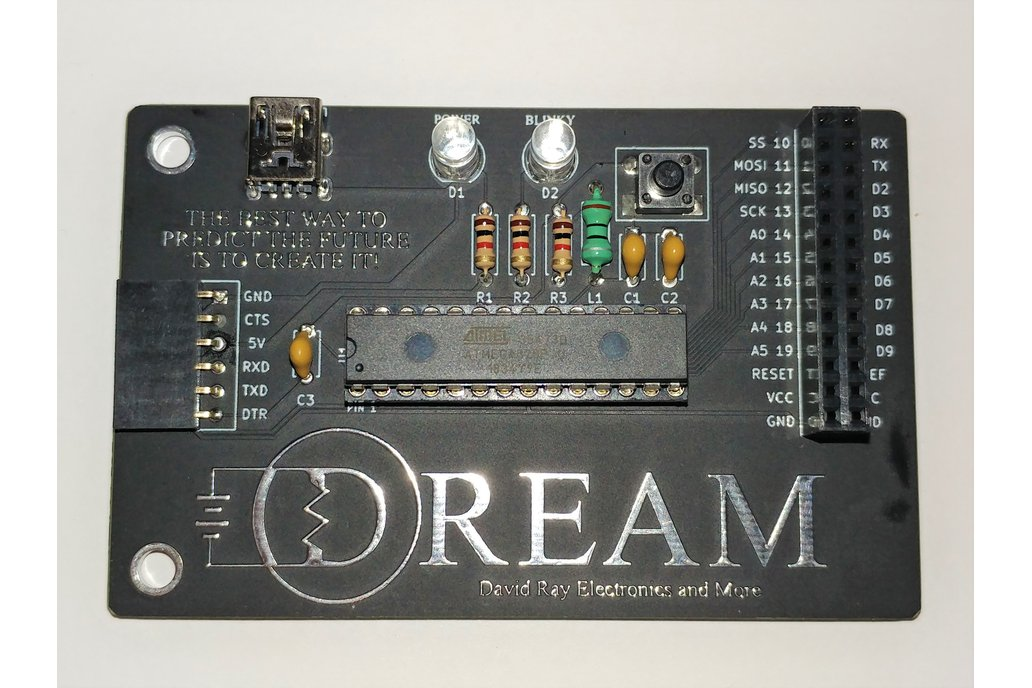 DREAM Card Parts Kit 1
