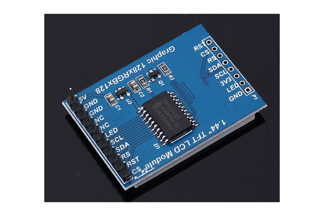5V TFT 1.44-inch Color LCD for Arduino(8542) 3